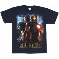 Quality Iron Man 2 Duo T-Shirt for sale