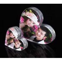 China Heart Shaped Photo Frame SPF-022 on sale