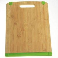 Quality 15.6 inch Kitchen Bamboo cutting board SKU# YJ0131501003 for sale