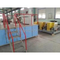Continuous casting and rolling billet secondary induction heating equipment