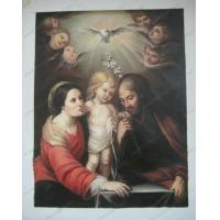 China christ oil painting on sale