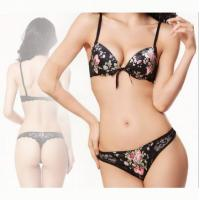 Buy cheap Elegance Women's Push Up Bra Sets from wholesalers