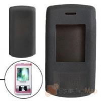 Quality Black Silicone Case for Samsung SGH-M620 / SGH-M628 Silicone Skins for sale