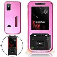 China Hard Aluminume Case Cover for Nokia 5610 XpressMusic Purple Pink Cell Phone Cases on sale