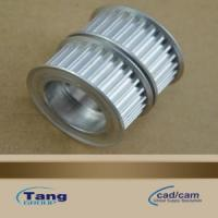China Pulley Idler Sub-Assy Machined Idler Pulley Assembly For Gerber Cutter Xlc7000 91512000 on sale