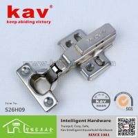 S26H09 26 cup soft-closing hinge(Fixed)