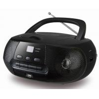 China Model No.: ZT-1018 Portable CD/MP3 player with USB/SD slot, with DAB+ Radio on sale