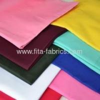 Quality natural color ployester/cotton blended or 100% cotton drill fabric for sale
