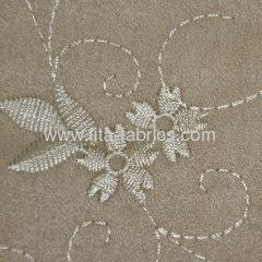 China 100%Polyester Jacquard ,Micro-suede fabric for sofa or chair or furniture or upholstery