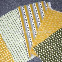 Quality Woven printed 100% cotton fabric poplin for sale