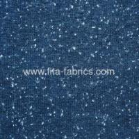 Quality Coarse knitted fabric made like snow for sale