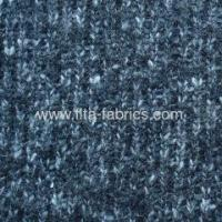 Quality Coarsely Knitted Fabric blended of wool/acrylic/cotton for sale