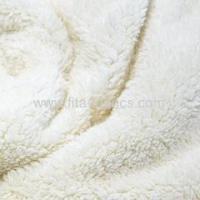 Quality 100% Polyester fake lamb fur fabric/berber fleece or polyester sherpa for sale