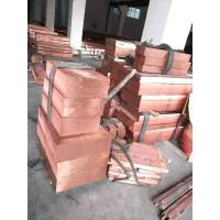 Buy cheap Metal&mineral Copper Ingot product