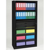 China Art & Office Products Bisley Tambour Cabinet 78 on sale