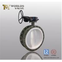 Quality BODY FULL PTFE PFA LINING BUTTERFLY VALVE for sale