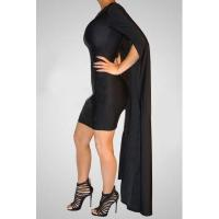 Buy cheap Black Fashion Long Sleeves Women Mini Clubwear Dress ZC9095 #ZC9095 from wholesalers
