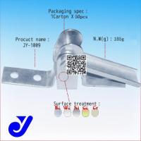 JY-1009 metal fitting movable buckle lean tube buckle