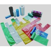 HDPE/LDPE Quick Tie Bin Liners On Roll