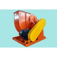Quality Industrial Boiler Low Press Dust Exhausting Centrifugal Fan for sale