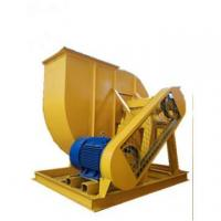 Quality Industrial Low Press Dust Exhausting Centrifugal Fan for sale