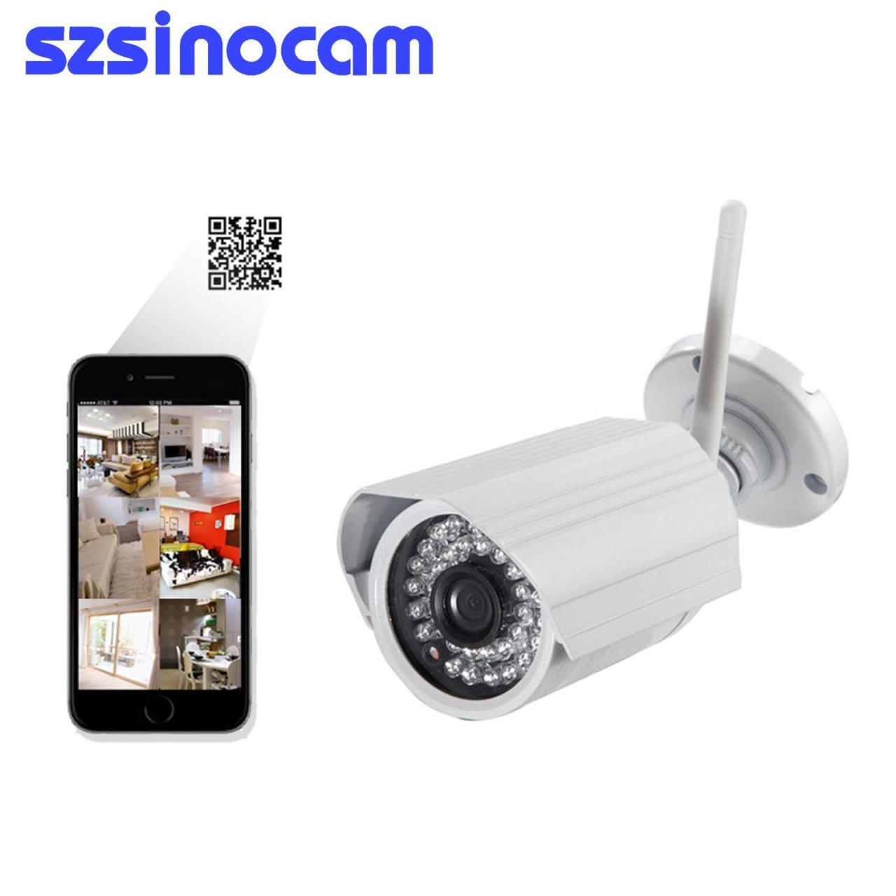 Buy cheap IPCamera 2.0MP High Resolution Wireless IP Camera , Bullet IP Camera IPCamera product