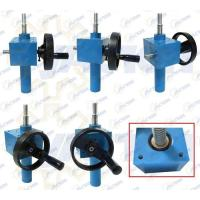 Quality hand operated worm wheel gearbox lift device for sale