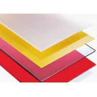 Quality Frosted Polycarbonate Sheets for sale