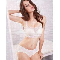 China wholesale lacy bra and panties on sale