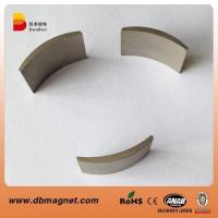 Strong Arc Permanent SmCo Magnets for Generators