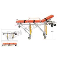 Buy cheap Foldaway Aluminum Ambulance Trolley Stretcher NF-A1 from wholesalers