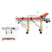 Buy cheap Foldable Ambulance Trolley Stretchers Aluminum Patient Rescue Stretcher NF-A1-1 from wholesalers