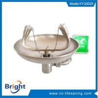 Quality EYE WASH WALL MOUNTED / INDUSTRIAL SAFETY SHOWER (SFT-0593) wall mounted eyewash for sale