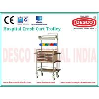 China CRASH CART TROLLEY CRTR 101 on sale