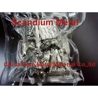 Quality Scandium (Sc) Metal Sputtering Targets for sale