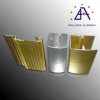 Buy cheap Polished Aluminum Extrusion product