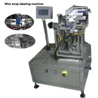 China semi-automatic wire & cable labeling machine on sale