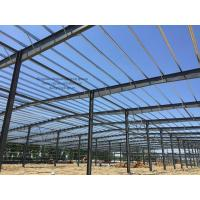 Quality Light Prefab Steel Structure for sale