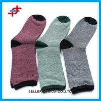 China Wholesale Ladies Custom Cotton Tube Socks Crew Socks New on sale