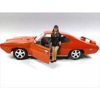 China Car Model Sue Figure For 1:24 Scale Diecast Car Models by American Diorama on sale