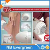 Buy cheap Hot Selling Electric Pedicure Device, Callus Revmover from wholesalers