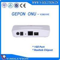 NET Solution 1GE EPON ONU for Fiber Optical Network Gepon Terminal Box with Realtek Chipset