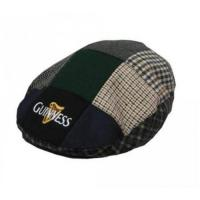 China Tartan Guinness Flat Cap on sale