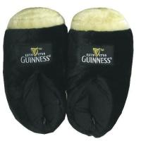 China Guinness Giant Pint Slippers (fits up to size 10 (UK) on sale