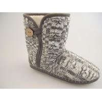 Quality Snow Boots Cashmere Winter Super Warm Soft Indoor Women Snow Boot for sale