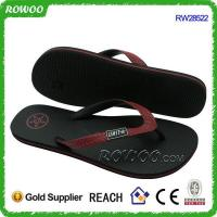 Buy cheap Men solid color anti-slip flip-flops(RW28522M) from wholesalers