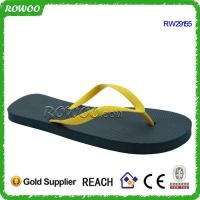 Buy cheap Cheap Advertise Soft Beach Flip Flops(RW29155F) from wholesalers