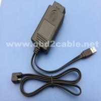 Buy cheap OBD GPS Tracking Cables obd2 box to USB interface and ribbon wire from wholesalers