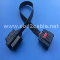 Buy cheap OBD GPS Tracking Cables J1962 obd female to male cable diagnostic tool from wholesalers
