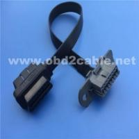 Buy cheap OBD GPS Tracking Cables J1962 obd male to female cable fit Volvo from wholesalers